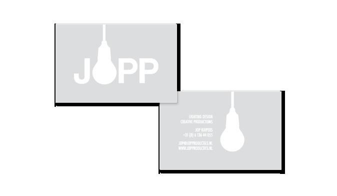 jopp-visitekaart